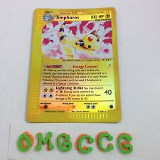 OMG Ampharos x1 NM Reverse Holo Pokemon Expedition 2/165