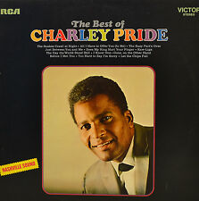 """THE BEST OF CHARLEY PRIDE RCA LSP 4223 12"""" LP ( R874)"""