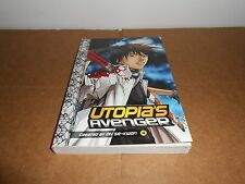 Utopia's Avenger Volume 4 Manhwa Manga Graphic Novel Book in English