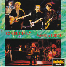 CD IL GRANDE ROCK (DEA2264) IRON BUTTERFLY - VANILLA FUDGE