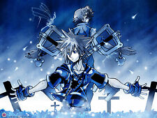 Kingdom Hearts -  Huge Poster  20 x 30 ( Fast Shipping )  in Tube 101