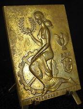 Médaille smal film club Mortsel prix price belgium cinéma court-métrage Medal 铜牌