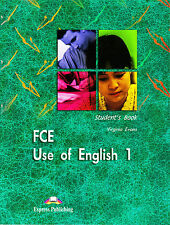 Express Publishing FCE Use of English 1 Student's Book / Virginia Evans @NEW@