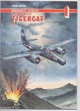 Grumman F7F TIGERCAT pt.1  - Aj Press RARE