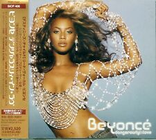 Beyoncé Dangerously In Love Japan CD+3BONUS  SICP-406 OBI