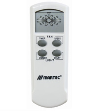 CEILING FAN LCD REMOTE CONTROL KIT MPLCD MARTEC LIGHTING