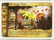 Call of Cthulhu lunaires - 1x the second Dragon #003 - NECRONOMICON draft starter