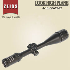 ZEISS 4-16x50 Riflescope Scope Illuminated Red Green Reticle Sight HD Sighting