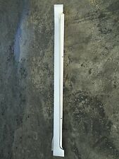 TOYOTA AVENSIS ESTATE 2009-2014 N/S PASSENGER SIDE SKIRT silver