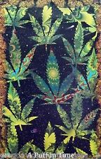 A Puff In Time 23x35 Weed Ganja 420 Marijuana Poster