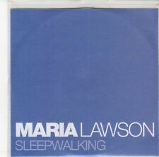 (EE411) Maria Lawson, Sleepwalking - 2006 DJ CD