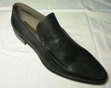 Authentic Cesare Paciotti US 7.5 Elegant Loafers Italian Designer Shoes
