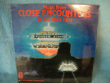 Music From Close Encounters Of the Third Kind, Pickwick, SPC 3616, 1978, SEALED