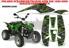 AMR Racing DECORO GRAPHIC KIT ATV POLARIS interferenzaNverso/Trailblazer Modern CAMO B