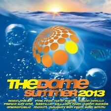 THE DOME SUMMER 2013 2 CD NEU