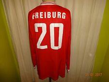 "SC Freiburg Jako Langarm Matchworn Trikot 2004/05 ""SUZUKI"" + Nr.20 Gr.XL"