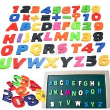 52pcs 26 Letters Numbers Signs Magnet Alphabet Fridge Whiteboard Kids Baby Toy