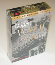 WWII in the Pacific (DVD, 2010, 6-Disc Set)  **BRAND NEW**   over 12 hours