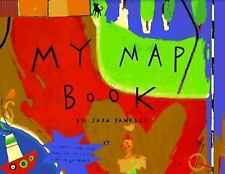 My Map Book by Sara Fanelli (2001, Hardcover)