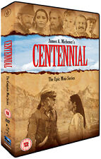 CENTENNIAL - DVD - REGION 2 UK