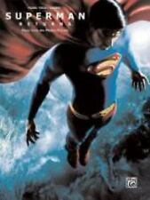 Superman Returns (Music from the Motion Picture): Piano / Vocal / Chords
