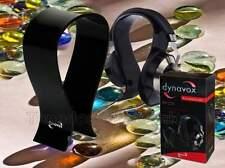 DynaVox HR 225 Ständer für Over-Ear/On-Ear Kopfhörer Acryl schwarz