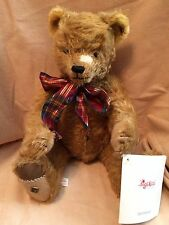 Sigikid - Cherie's Tattered Teddy Bear - Limited To 25 Pieces - Mohair