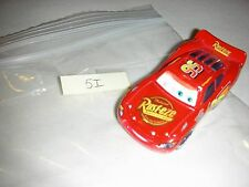 Lightning McQueen Look My Eyes Move! Disney Pixar Cars Loose out of pkg 5I