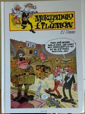 El Tirano. Mortadelo y Filemon. Comic