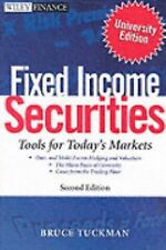 Fixed Income Securities Investment Best Credit Analyst Stock Market Book Tuckman