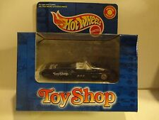 Hot Wheels Limited Edition Toy Shop Black '63 T-Bird w/Real Riders