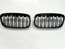 BMW 2 Series F45 F46 Gran Active Tourer Gloss Black Kidney Grilles Grills