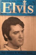 Elvis Monthly No.133 February 1971
