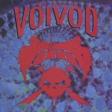Voivod - Best of Voivod - 1993 Futurist/Mayhem - NEW