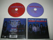 DEEP PURPLE/THE BEST & LIVE(BMG/82876 60046 2)2xCD ALBUM