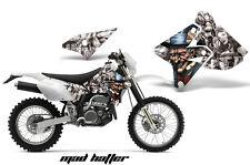 AMR Racing Suzuki DRZ 400 S Shroud Graphic Kit Bike Decals Part 00-15 MADHTTR SW