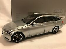 1:18 Mercedes Benz C Klasse S 205 Norev Dealer Edition OVP