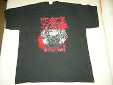 IMMORTAL RITES – BLOODFEAST T-Shirt!! Morbid Angel