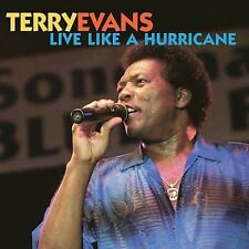 Live Like a Hurricane by Terry Evans (CD, Feb-2003, Audioquest Records)