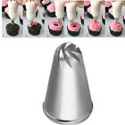 New Flower Spiral Icing Piping Tips Nozzle Cake Cupcake Decorating Pastry Tool