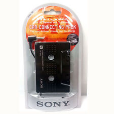 Sony CPA9C Car Audio Cassette Adapter for iPod iphone smartphone CPA-9C