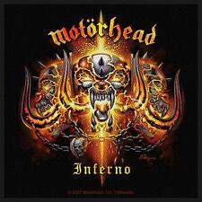 "Motörhead ricamate/Patch"" 21"""