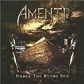 AMENTI [ CD 2007 ] UNDER THE DYING SUN - EXCELLENT CONDITION