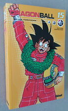 TORIYAMA   ***  DRAGON BALL DOUBLE 15  (VOLUMES 29 & 30)  ***  GLÉNAT