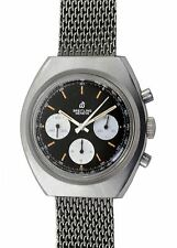 Vintage 70's Breitling Pilots Chronograph Reference 1450  Valjoux movement