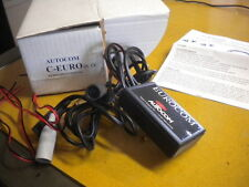 Autocom Eurocom Bike Mounted Intercom Box Splash Proof Fits Under Seat C-EURO-F1