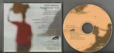 Jack Johnson - Good People (3.28) US promo CD single 1 track D