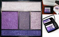 Lancome Color Design All-in-One 5 Shadow and Liner Palette -Amethyst Glam- NIB