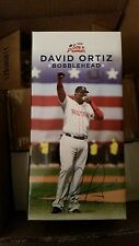 Boston Red Sox SGA David Ortiz Bobblehead 8/9/16 Replacement Strong Papi Jersey