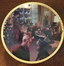 Picard's Christmas in the Nexus Hamilton Plate Collection Star Trek Generations